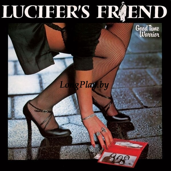 Lucifer's Friend ‎ - Good Time Warrior
