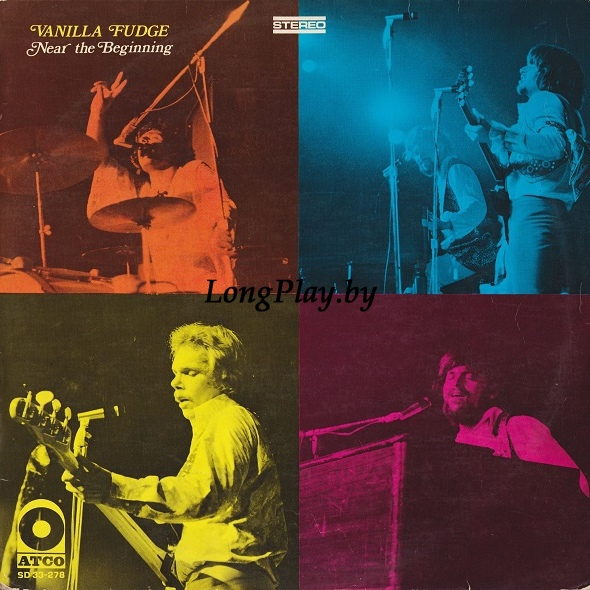 Vanilla Fudge ‎ - Near The Beginning