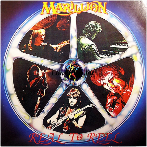 Marillion ‎ - Real To Reel