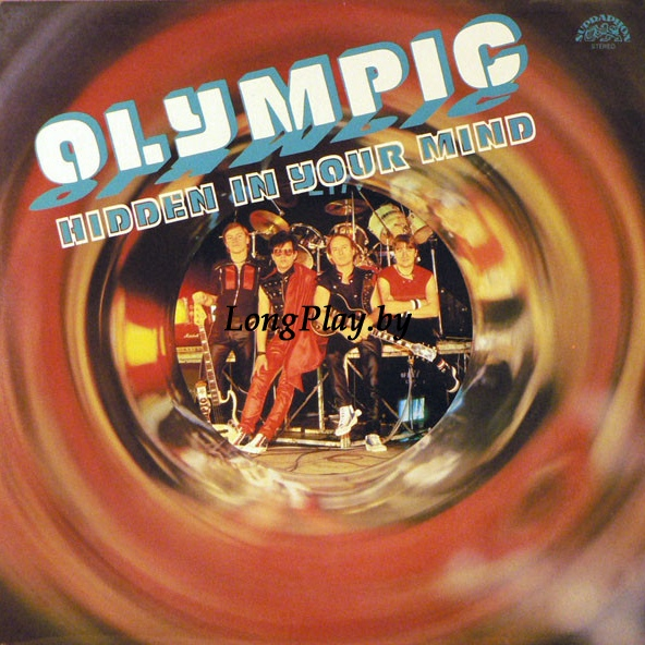 Olympic - Hidden In Your Mind