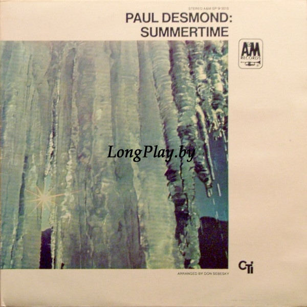Paul Desmond  - Summertime Yug