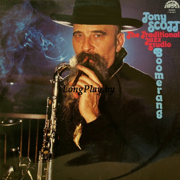 Tony Scott , The Traditional Jazz Studio  - Boomerang
