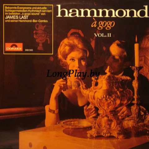 James Last Und Seine Hammond-Bar-Combo - Hammond À Gogo Vol. II