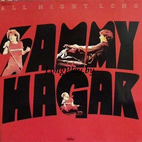 Sammy Hagar (Van Halen) - All Night Long +