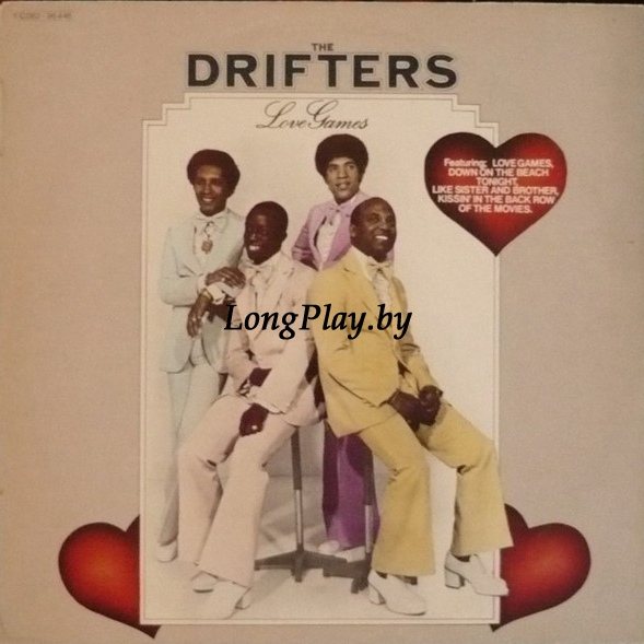 The Drifters ‎ - Love Games