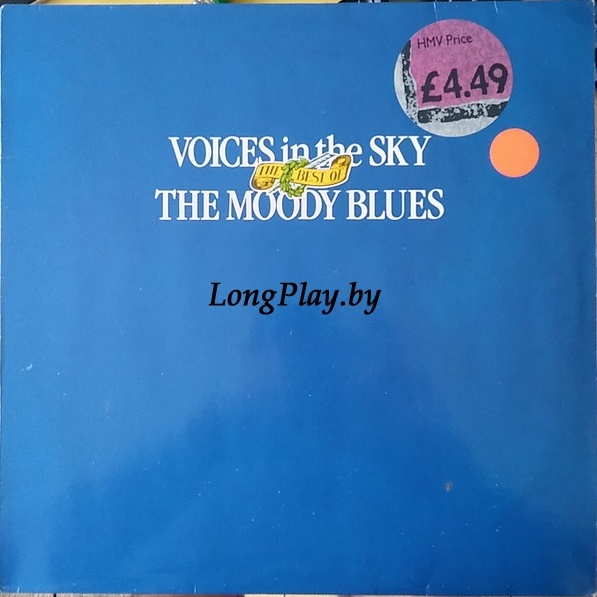 The Moody Blues  - Voices In The Sky: The Best Of The Moody Blues