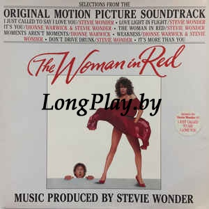 Stevie Wonder = Various ‎ - The Woman In Red - Original Motion Picture Soundtrack