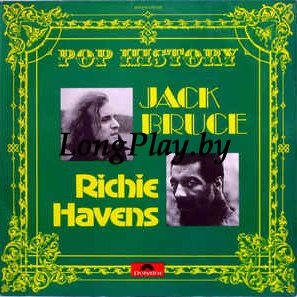 Jack Bruce, Richie Havens  - Pop History