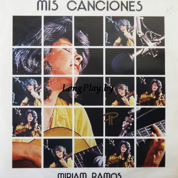 Miriam Ramos ‎–  Label:  Format: Vinyl, LP, Album  Country:  - Mis Canciones