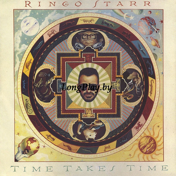 Ringo Starr (Beatles) - Time Takes Time