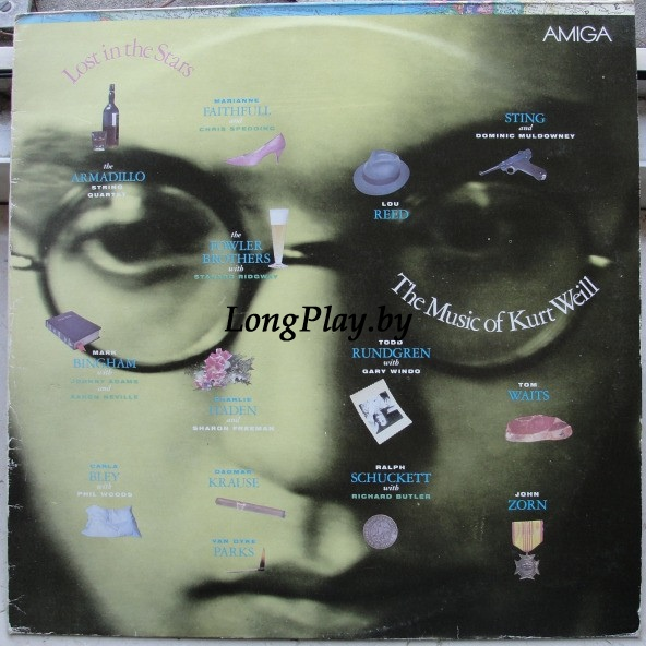 Various  - Lost In The Stars - The Music Of Kurt Weill