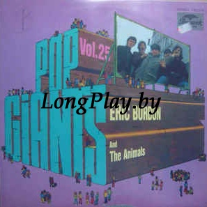Eric Burdon And The Animals - Pop Giants, Vol. 25