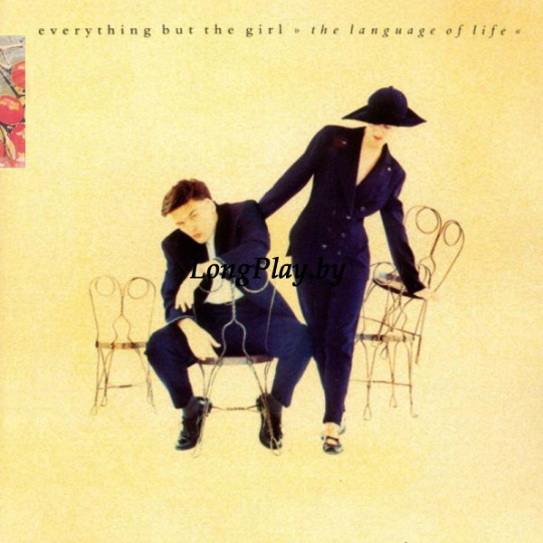 Everything But The Girl ‎ - The Language Of Life