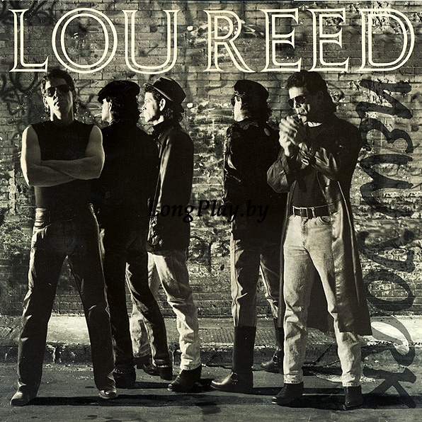 Lou Reed  - New York ++