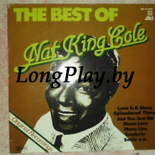 Nat King Cole ‎ - The Best Of Nat King Cole