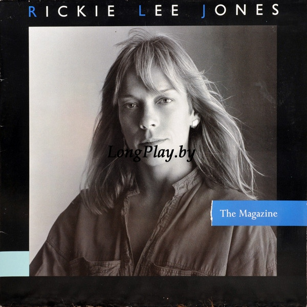 Rickie Lee Jones ‎ - The Magazine