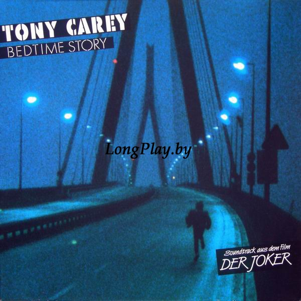 Tony Carey ‎ - Bedtime Story