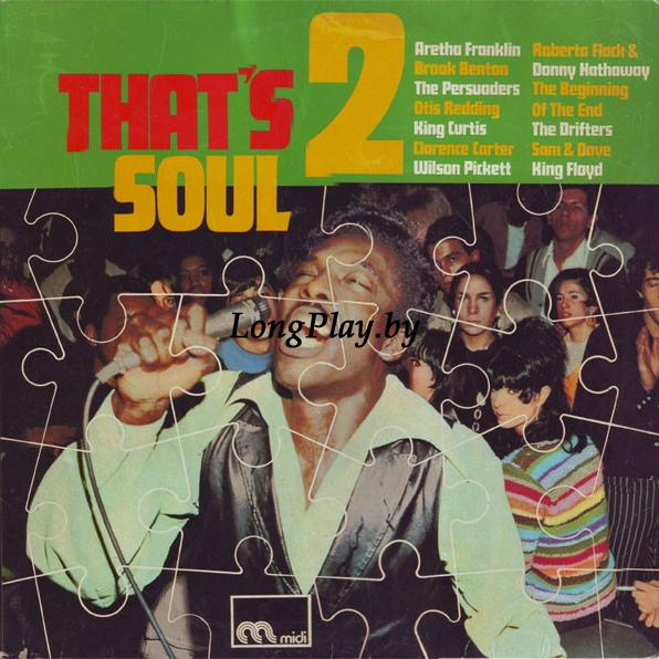 Various - That's Soul 2
