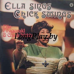 Ella Fitzgerald & Chick Webb ‎ - Ella Sings, Chick Swings