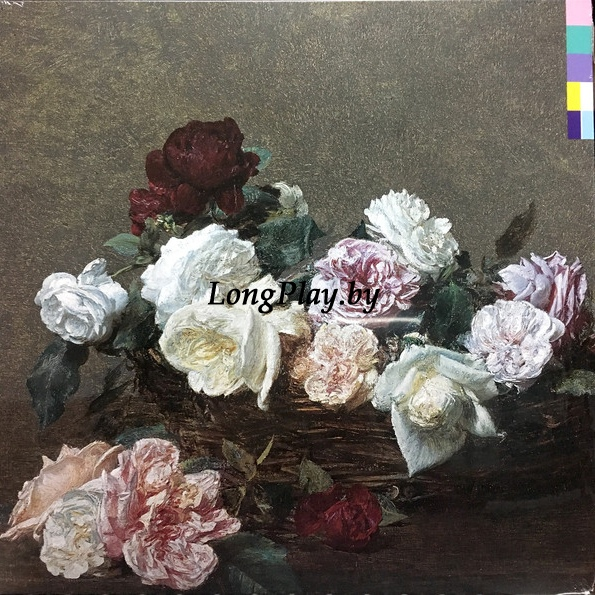 New Order ‎ - Power, Corruption & Lies ++