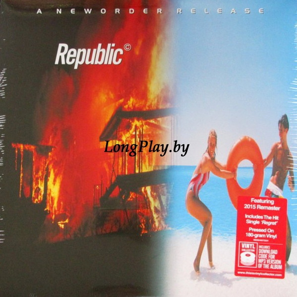 New Order - Republic ++