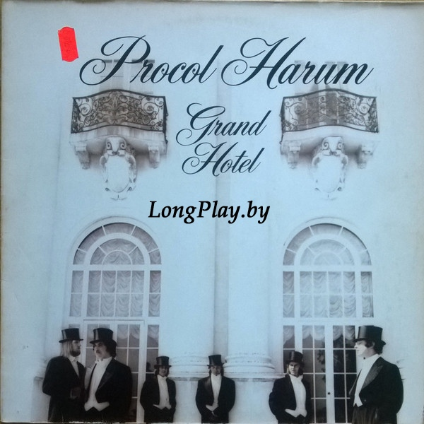 Procol Harum ‎ - Grand Hotel