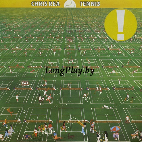 Chris Rea ‎ - Tennis