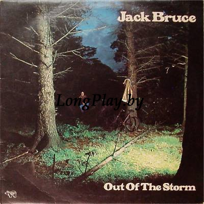 Jack Bruce ‎ - Out Of The Storm