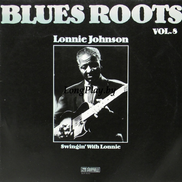 Lonnie Johnson  - Swingin' With Lonnie