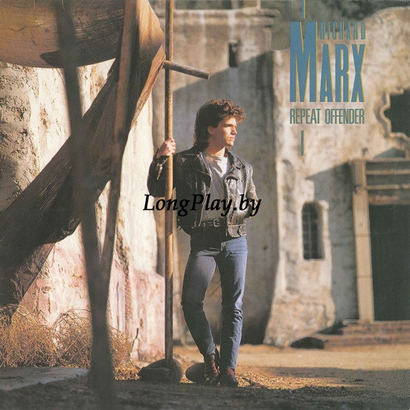Richard Marx ‎ - Repeat Offender ++