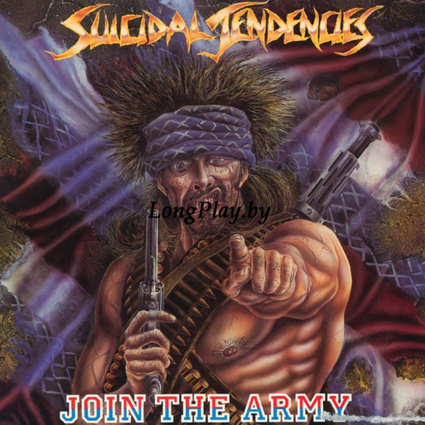 Suicidal Tendencies ‎ - Join The Army ++