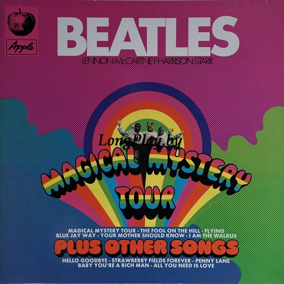 The Beatles  - Magical Mystery Tour Plus Other Songs
