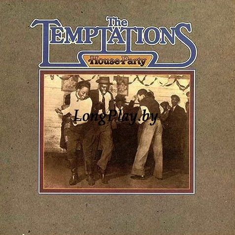The Temptations ‎ - House Party