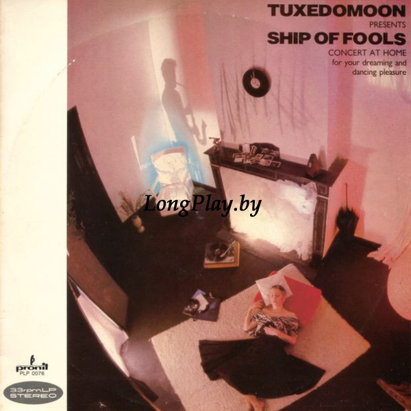 Tuxedomoon ‎ - Ship Of Fools