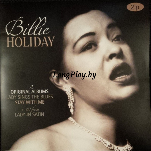 Billie Holiday ‎ - Lady Sings the Blues/Stay with Me