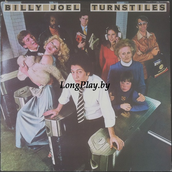 Billy Joel ‎ - Turnstiles