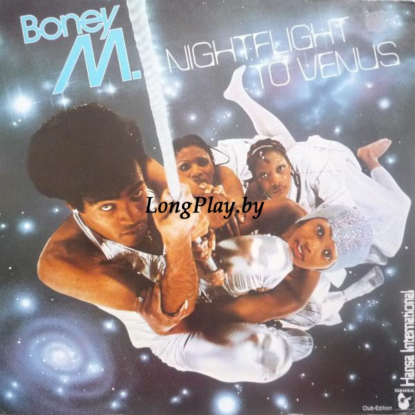 Boney M. ‎ - Nightflight To Venus