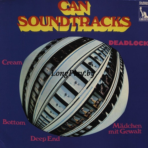 Can ‎ - Soundtracks UN