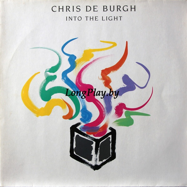 Chris de Burgh ‎ - Into The Light