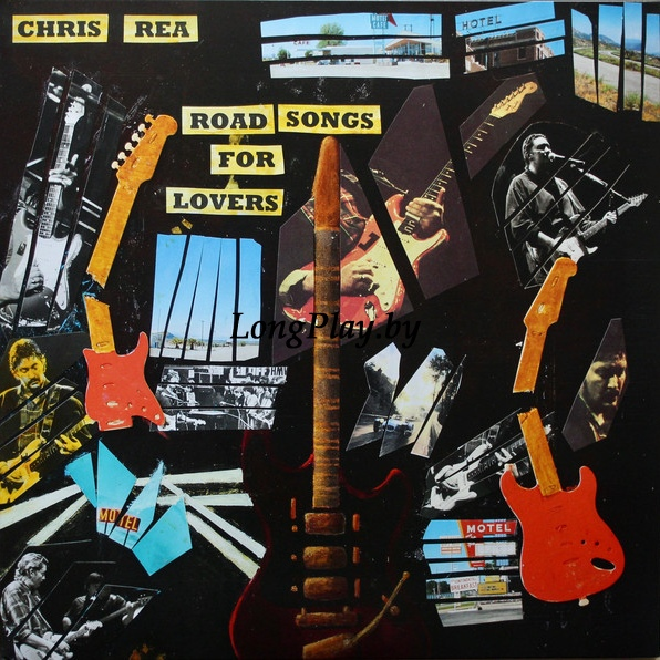 Chris Rea ‎ - Road Songs For Lovers