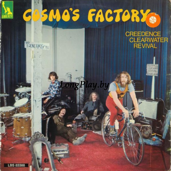 Creedence Clearwater Revival ‎ - Cosmo's Factory