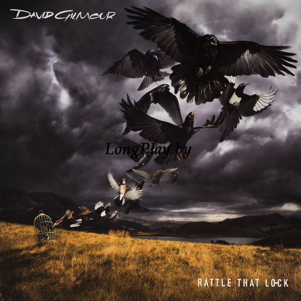 David Gilmour (Pink Floyd) - Rattle That Lock