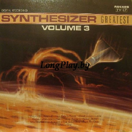 Ed Starink ‎ - Synthesizer Greatest Volume 3