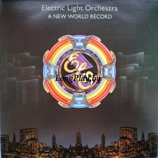 ELO = Electric Light Orchestra ‎ - A New World Record