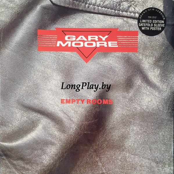 Gary Moore ‎ - Empty Rooms