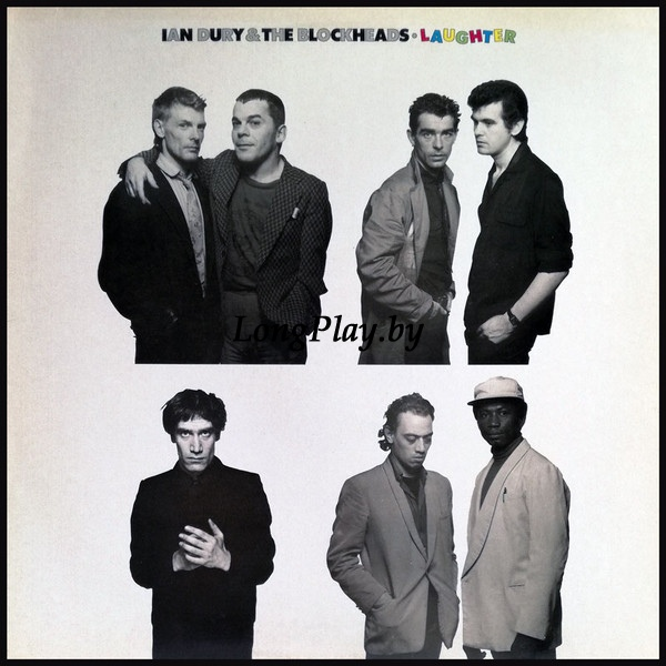 Ian Dury & The Blockheads - Laughter ++