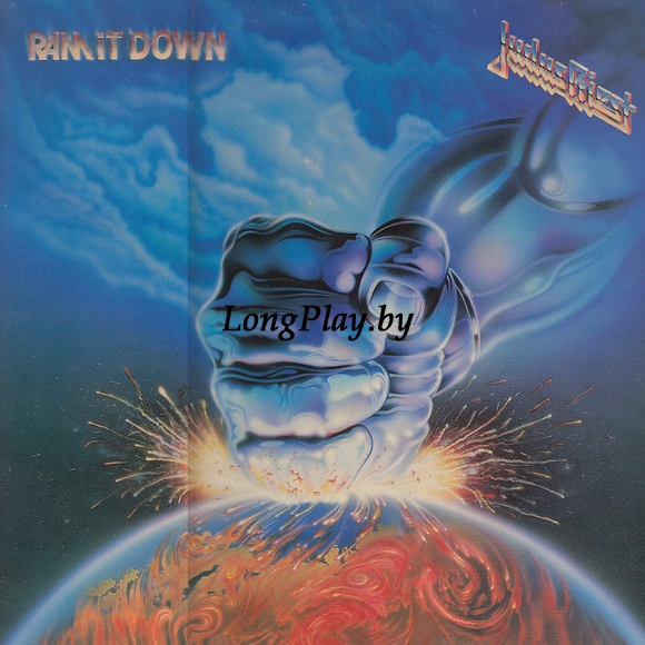 Judas Priest ‎ - Ram It Down