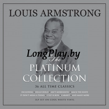Louis Armstrong ‎ - The Platinum Collection