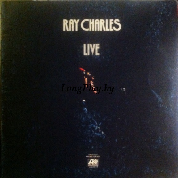 Ray Charles ‎ - Live