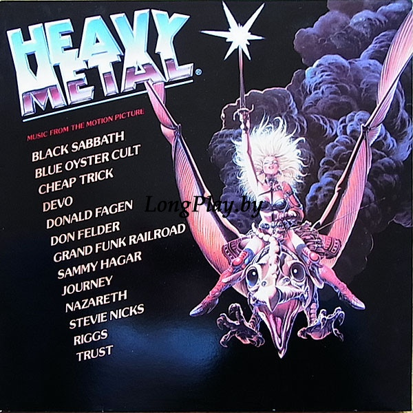 Various  - Heavy Metal - Music From The Motion Picture